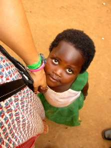 Uganda, Africa December 2011-January 2012 while serving with Empower-A-Child